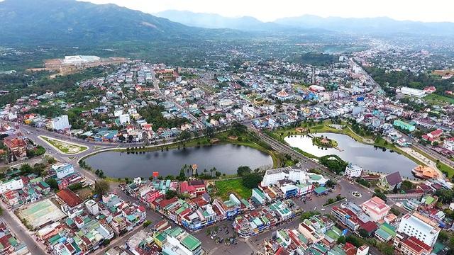 Tiếp đà phát triển của TP. Bảo Lộc, Bảo Lộc Golden City hưởng lợi thế - 1