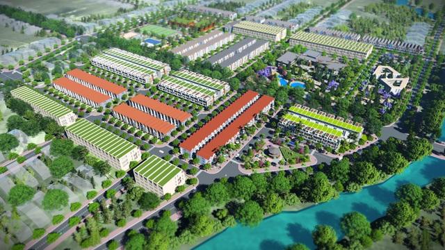 Tiếp đà phát triển của TP. Bảo Lộc, Bảo Lộc Golden City hưởng lợi thế - 2