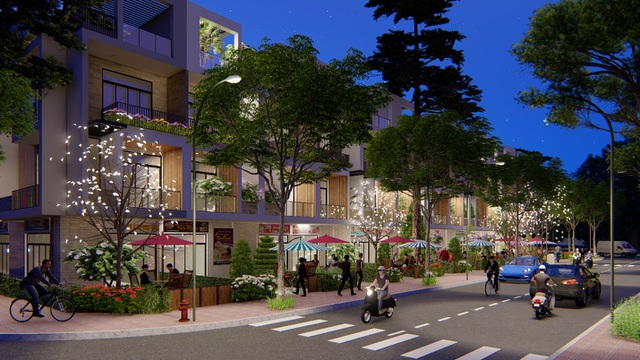 Tiếp đà phát triển của TP. Bảo Lộc, Bảo Lộc Golden City hưởng lợi thế - 3