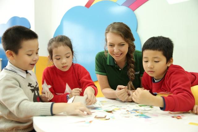 Trẻ mẫu giáo học tiếng Anh qua truyện kể như thế nào? - 3