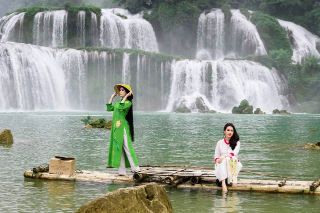 """Lệ Hằng, Hoàng My, Trương Thị May """"đọ dáng""""   - 9"""