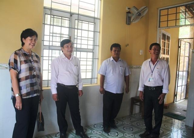 """Bình Định: Bàn giao bếp ăn do bạn đọc Dân trí xây tặng thầy cô giáo """"gieo chữ"""" ở vùng cao - 2"""