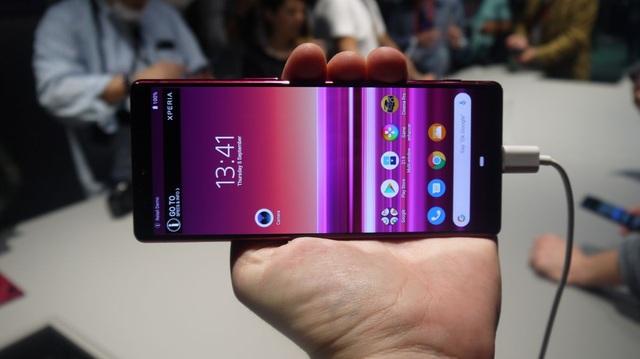 Sony ra mắt Xperia 5: Phiên bản thu gọn của Xperia 1, nằm gọn trong lòng bàn tay - 5