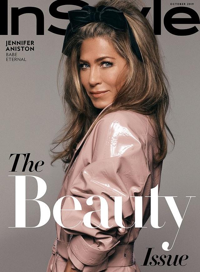 """""""Vợ cũ Brad Pitt"""" - Jennifer Aniston: Trẻ đẹp ở tuổi 50, tự tin """"độc thân vui vẻ"""" - Ảnh minh hoạ 7"""