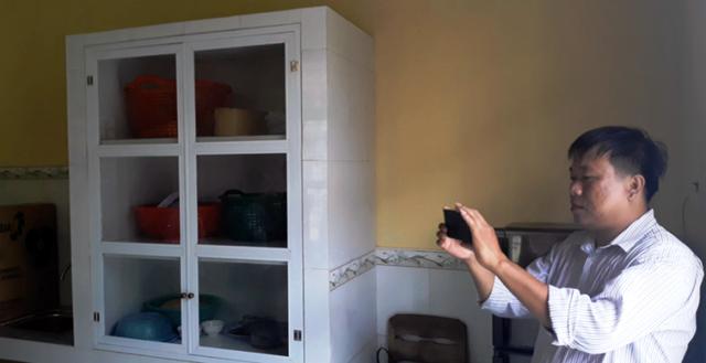 """Bình Định: Bàn giao bếp ăn do bạn đọc Dân trí xây tặng thầy cô giáo """"gieo chữ"""" ở vùng cao - 4"""