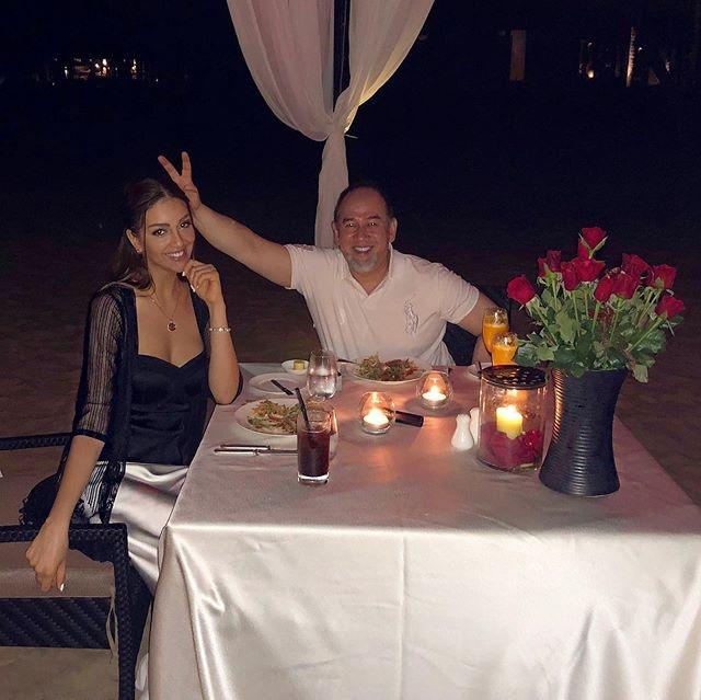 Người đẹp Nga tố cựu vương Malaysia từng bí mật kết hôn  - 1