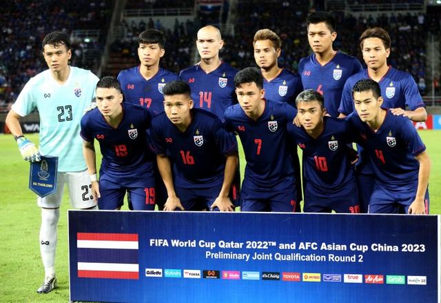 Cựu tuyển thủ Thái Lan:
