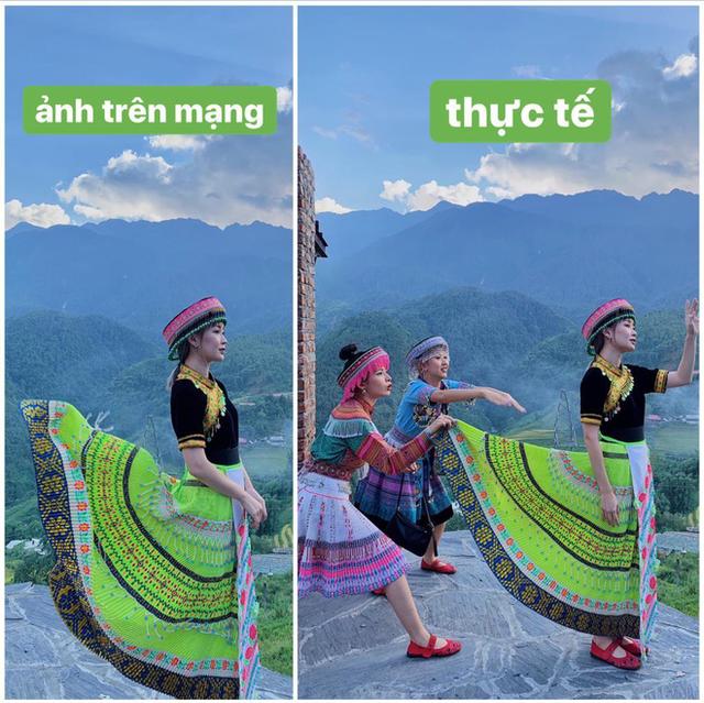 Bộ ba hot girl Chi Pu - Quỳnh Anh Shyn - Sun HT tấu hài cực lầy ở Sapa - 8