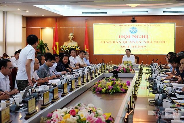Bộ TTTT sẽ mang trọng trách xây dựng Chính phủ điện tử - 1