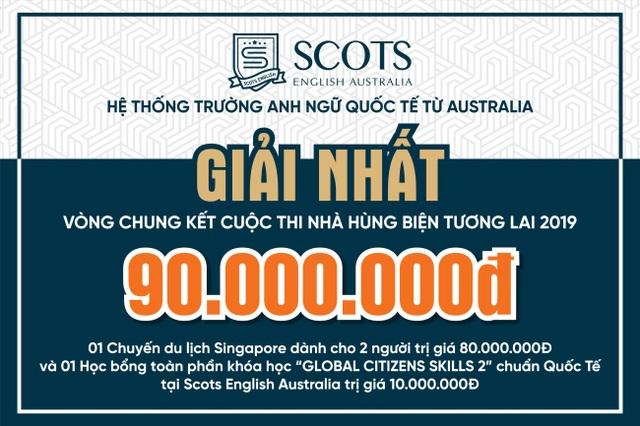 """Scots English Australia trao cơ hội bước ra thế giới cho thí sinh """"Nhà hùng biện tương lai"""" - 2"""