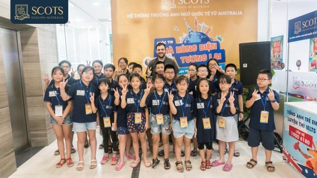 """Scots English Australia trao cơ hội bước ra thế giới cho thí sinh """"Nhà hùng biện tương lai"""" - 3"""