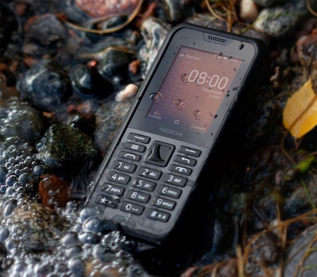 Cận cảnh chiếc điện thoại nồi đồng cối đá vừa ra mắt của Nokia, giá gần 3 triệu đồng - 2