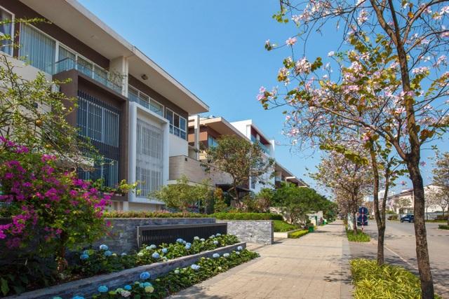 Cận cảnh khu biệt thự siêu sang tại Ciputra Hanoi - 2