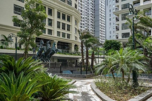 Cận cảnh những căn hộ đầu tiên sắp bàn giao tại Sunshine Garden - 3