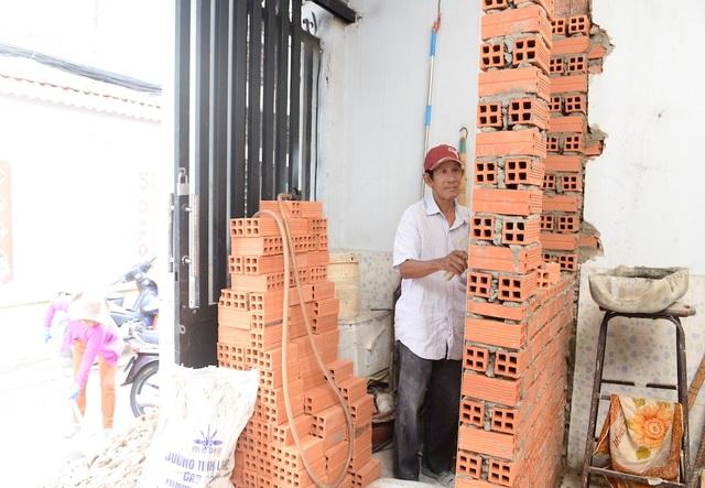 Hàng trăm hộ dân đồng loạt hiến đất vàng ở Sài Gòn để mở rộng hẻm - 4