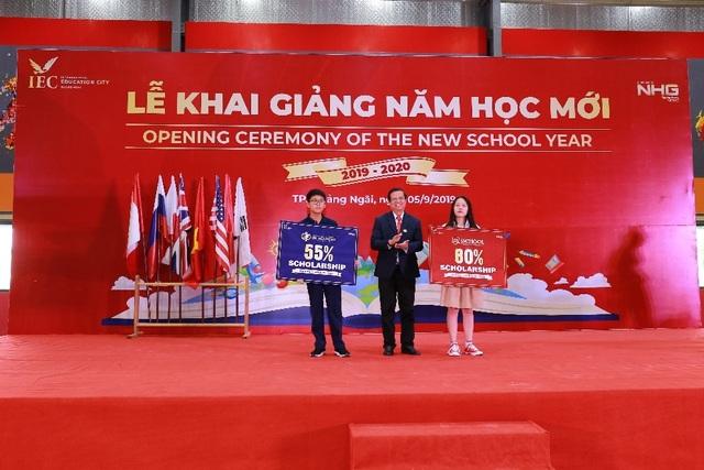 Gần 15.000 học sinh hệ thống giáo dục Nguyễn Hoàng cùng đón năm học mới 2019-2020 - 7