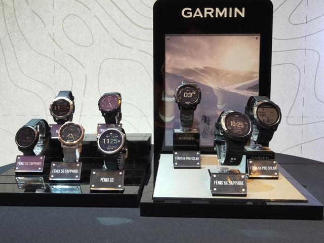 Garmin ra mắt đồng hồ dùng pin năng lượng mặt trời Fenix 6 series, giá 28,99 triệu đồng - 1
