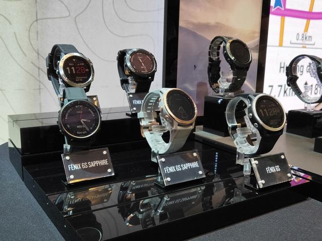 Garmin ra mắt đồng hồ dùng pin năng lượng mặt trời Fenix 6 series, giá 28,99 triệu đồng - 2