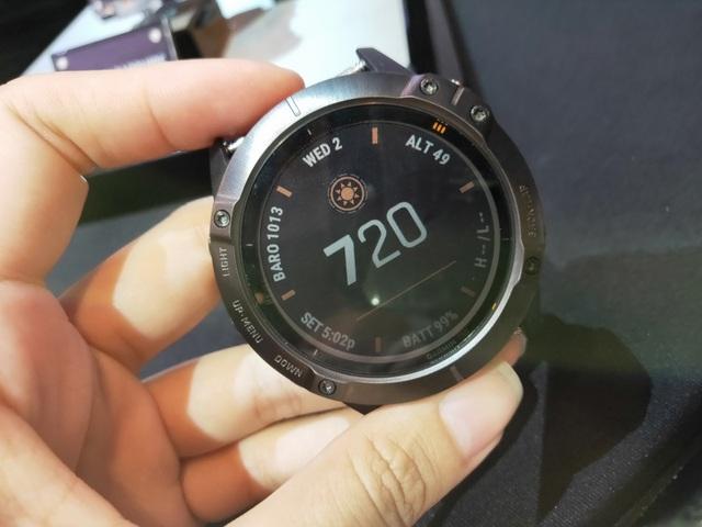 Garmin ra mắt đồng hồ dùng pin năng lượng mặt trời Fenix 6 series, giá 28,99 triệu đồng - 4