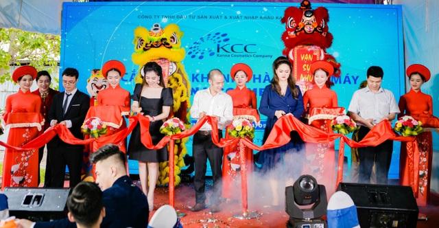 Kanna Cosmetics khánh thành nhà máy sản xuất mỹ phẩm theo tiêu chuẩn CGMP – ASEAN - 1