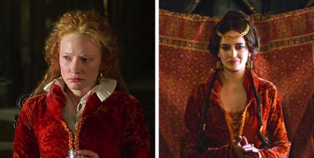 """Khi Hollywood """"keo kiệt"""" cho diễn viên mặc lại đồ cũ lên phim - 2"""