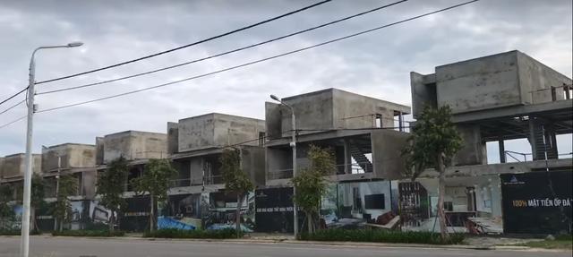 Thu hồi giấy phép xây dựng 36 công trình nhà biệt thự ở khu đô thị Phú Mỹ An - 1