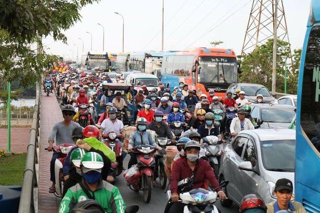 TPHCM phê bình Sở Giao thông vận tải thành phố - 1