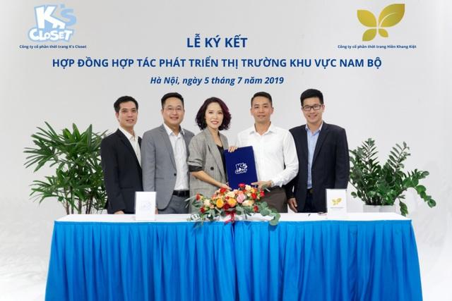 Vì sao K Closet đang là hệ thống thời trang trẻ em phát triển mạnh hàng đầu Việt Nam hiện nay? - 1