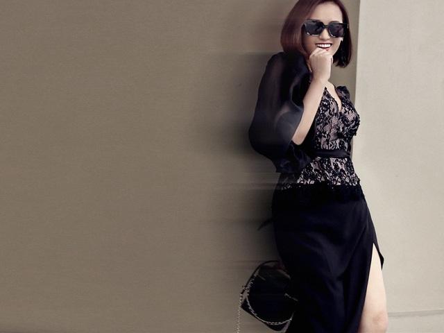 Ở tuổi 34, Lã Thanh Huyền ngày càng sang chảnh bên hội bạn thân - 9