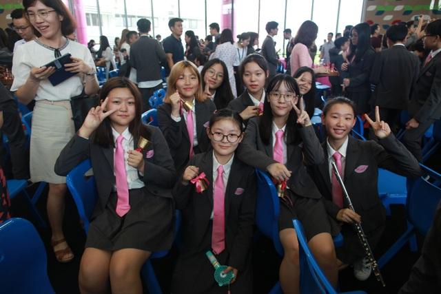 Lễ khai giảng tại trường nội trú theo mô hình quốc tế - 3