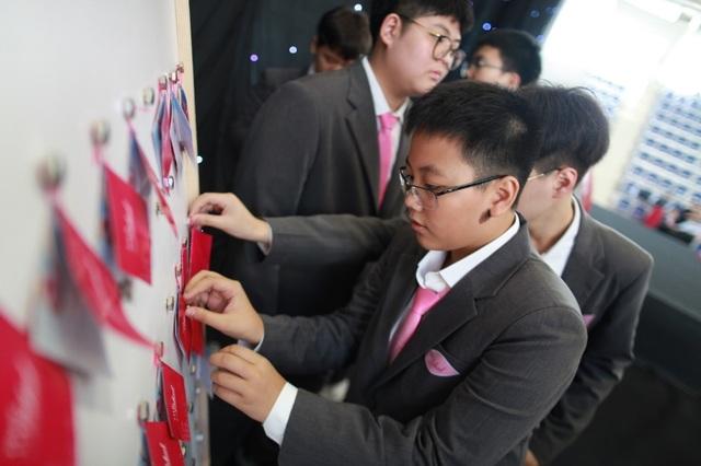 Lễ khai giảng tại trường nội trú theo mô hình quốc tế - 6