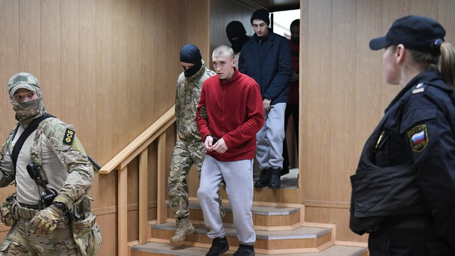 """Ông Putin: Nga - Ukraine sẽ trao đổi tù nhân """"quy mô lớn"""" - 1"""