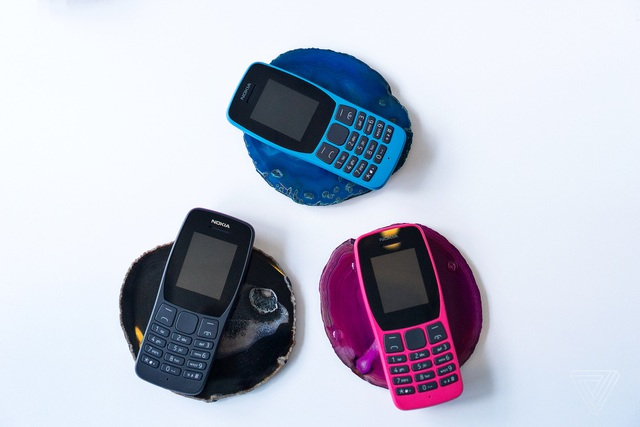 """Nokia tung loạt smartphone tầm trung và """"hồi sinh"""" điện thoại nắp gập - 5"""