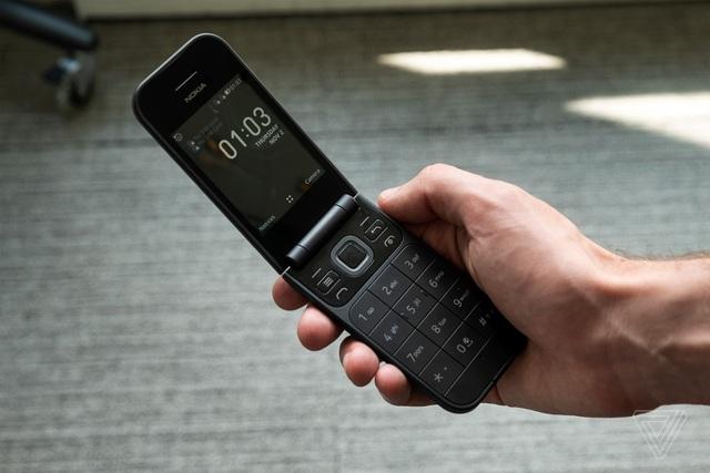 """Nokia tung loạt smartphone tầm trung và """"hồi sinh"""" điện thoại nắp gập - 3"""