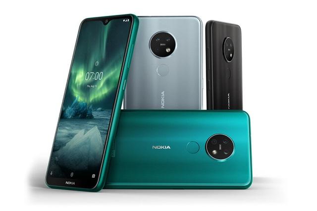 """Nokia tung loạt smartphone tầm trung và """"hồi sinh"""" điện thoại nắp gập - 1"""
