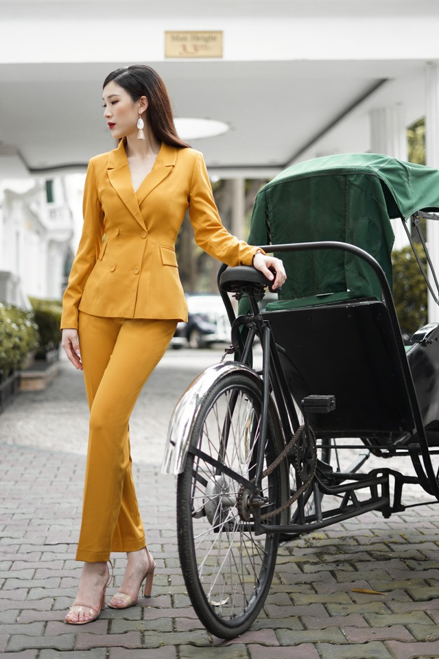 Vóc dáng son trẻ của Hoa hậu Áo dài Phí Linh dù đã là mẹ 2 con - 4