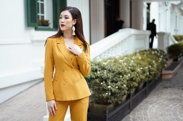 Vóc dáng son trẻ của Hoa hậu Áo dài Phí Linh dù đã là mẹ 2 con - 3