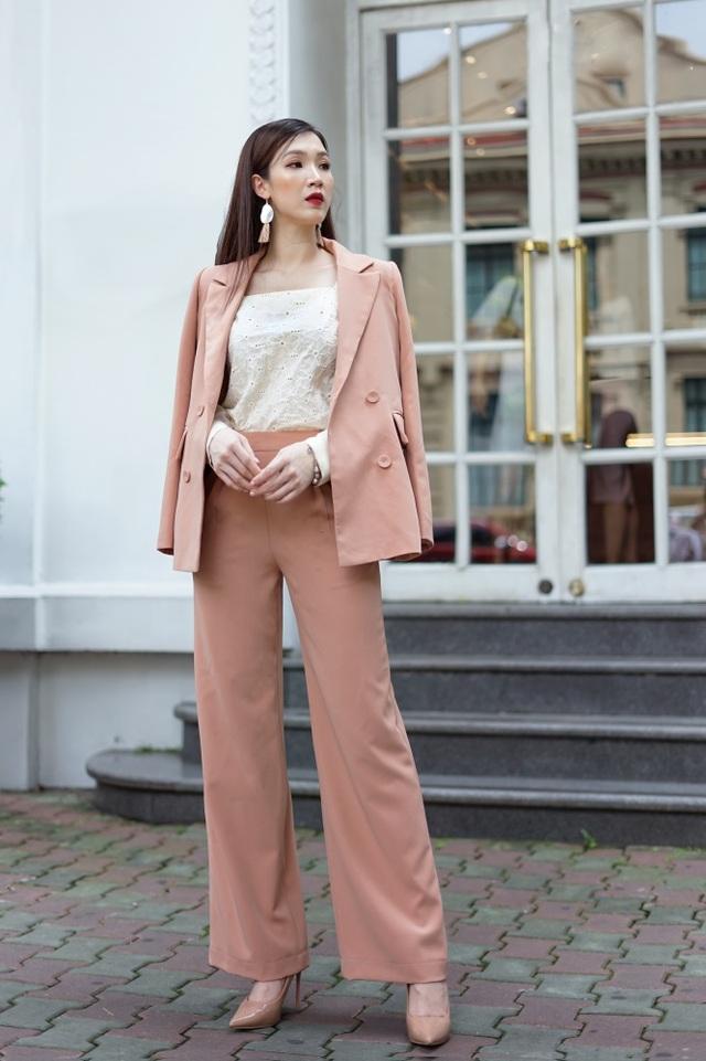 Vóc dáng son trẻ của Hoa hậu Áo dài Phí Linh dù đã là mẹ 2 con - 9