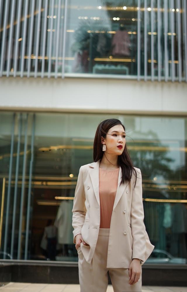 Vóc dáng son trẻ của Hoa hậu Áo dài Phí Linh dù đã là mẹ 2 con - 5