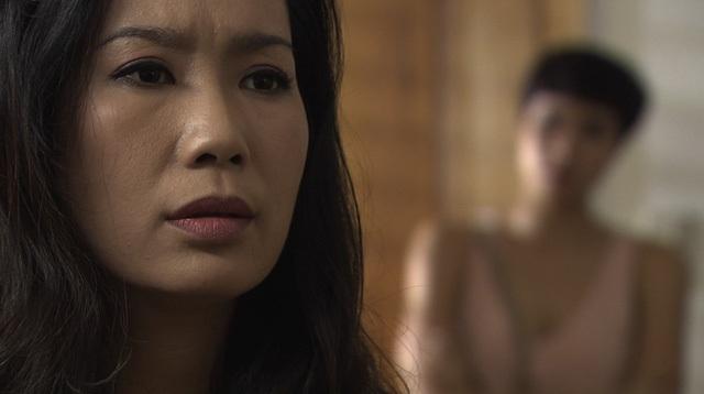 """Á hậu Trịnh Kim Chi: """"Vợ chồng tôi không muốn con gái làm diễn viên"""" - 2"""