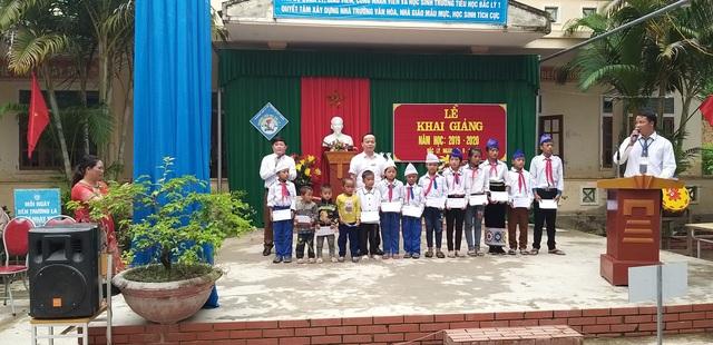 Nghệ An: Hơn 180 trường khai giảng năm học mới muộn một ngày - 5