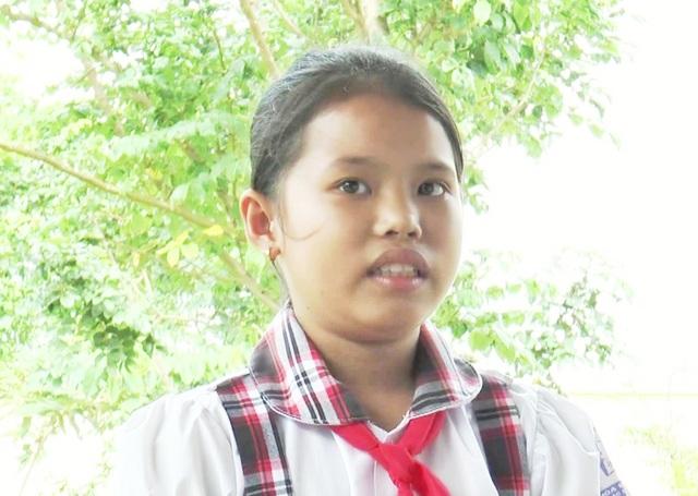 Nữ sinh Bạc Liêu ước mơ thành bác sĩ chữa bệnh miễn phí cho người nghèo - 2