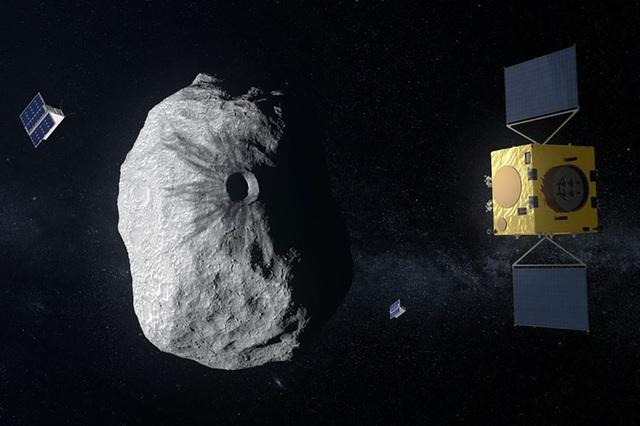 """NASA và ESA hợp tác tìm cách ngăn chặn """"tiểu hành tinh sát thủ"""" tấn công Trái Đất - 1"""