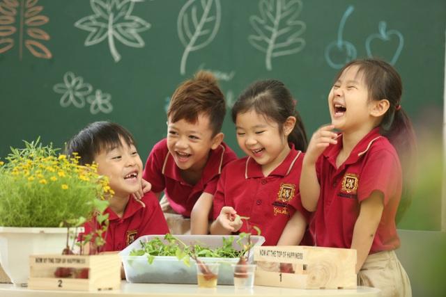 VAS và dự án môi trường biến trường học trở thành một Cộng đồng Xanh - 1