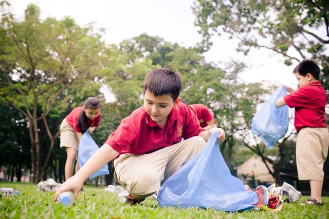 VAS và dự án môi trường biến trường học trở thành một Cộng đồng Xanh - 2