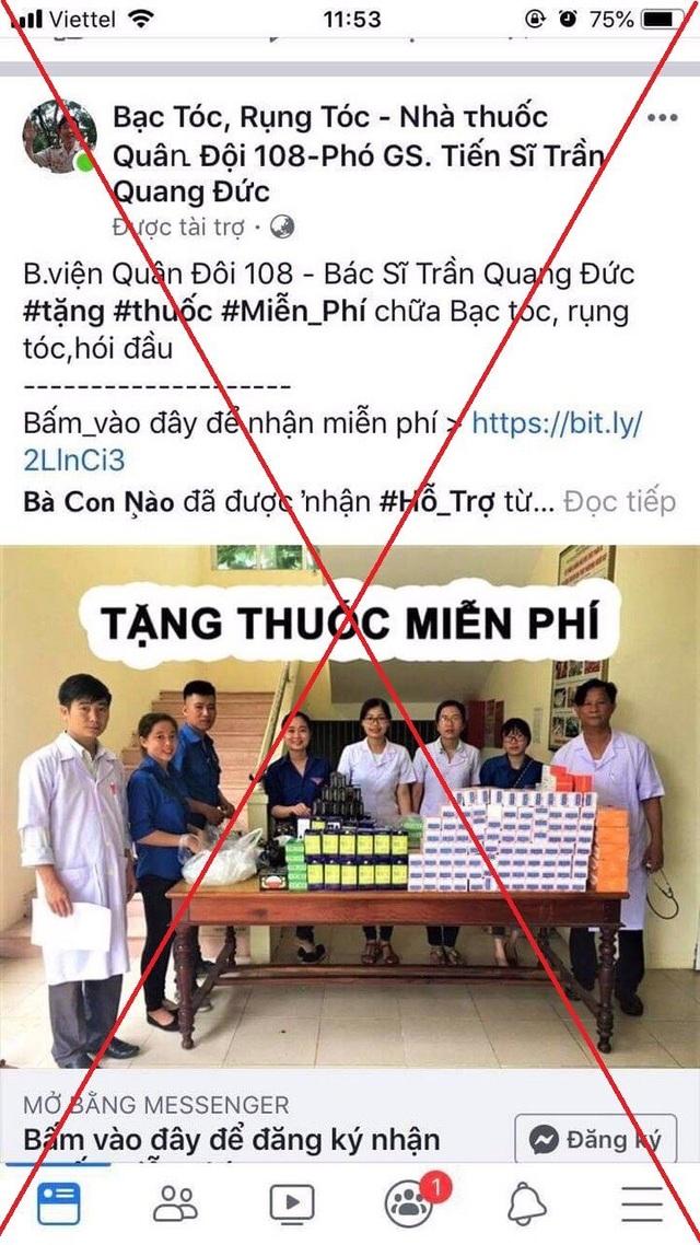 Nhan nhản quảng cáo thuốc treo đầu dê bán thịt chó trên mạng xã hội - 1