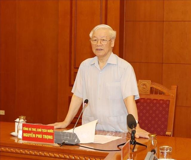 Tổng Bí thư nêu ba đột phá chiến lược trong mục tiêu phát triển đất nước - 2