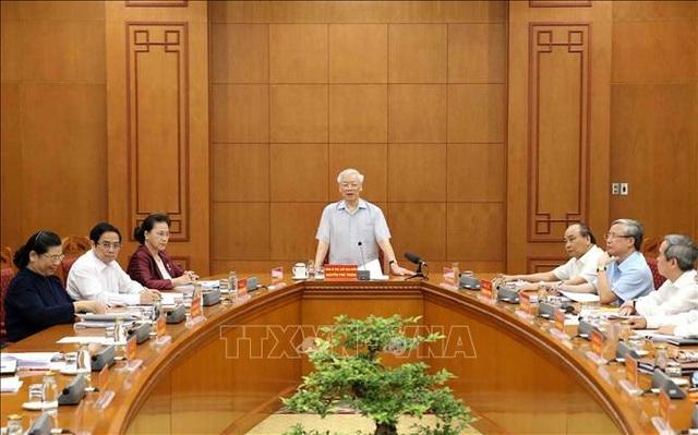 Tổng Bí thư nêu ba đột phá chiến lược trong mục tiêu phát triển đất nước - 1