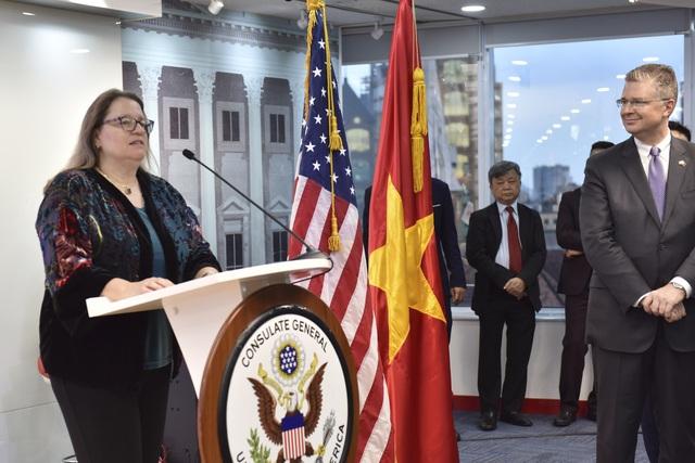 Đại sứ Mỹ: Việt Nam và Mỹ đã trở thành những đối tác và bạn bè đúng nghĩa - 2