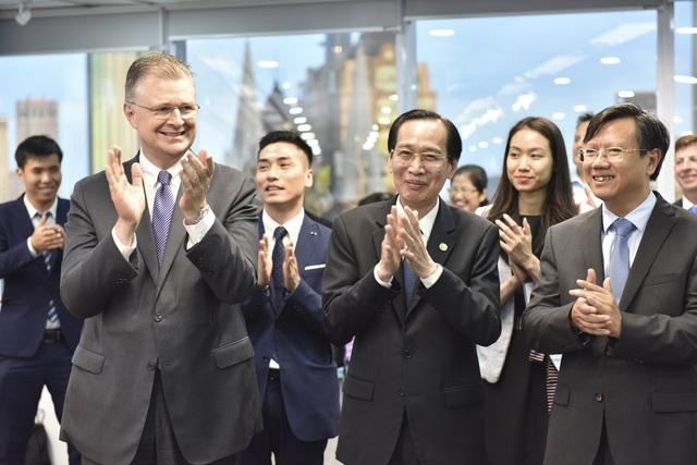 Đại sứ Mỹ: Việt Nam và Mỹ đã trở thành những đối tác và bạn bè đúng nghĩa - 1